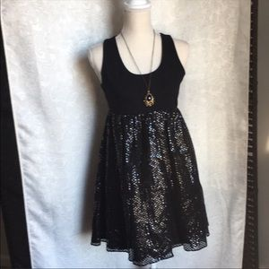 NWOT Alice+Oliva black dress